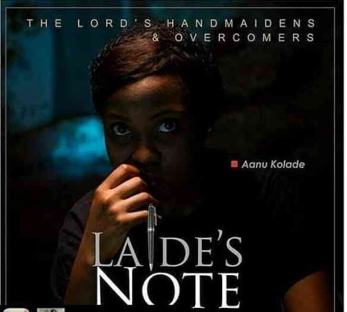 Laide's Note by Chioma Chukwulotam