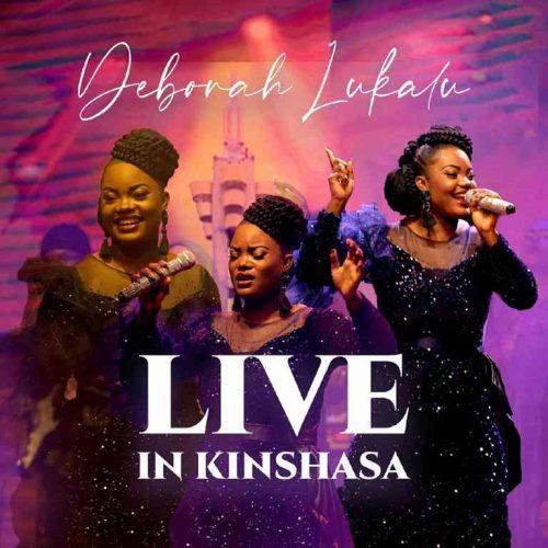 Live in Kinshasa by Deborah Lukalu