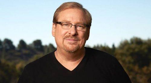 When You Feel Like Giving Up SERMON by Pastor Rick Warren