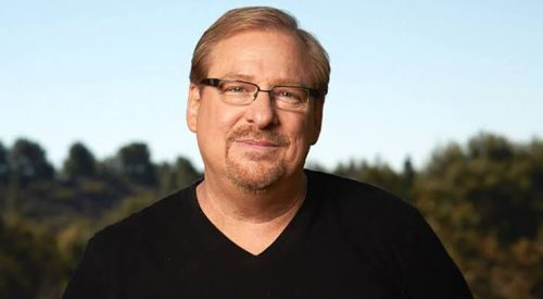 Pastor Rick Warren SERMON by A Faith That Loves My Neighbour As Myself