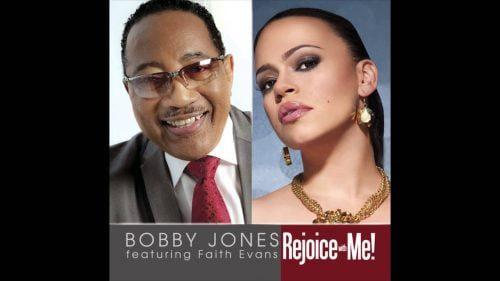 Bobby Jones - Rejoice With Me