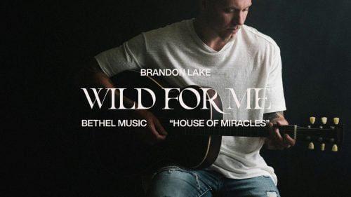 Brandon Lake - Wild For Me