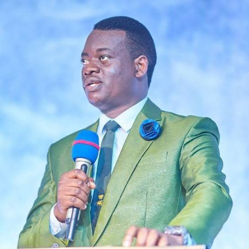 Substance of Faith SERMON by Apostle Arome Osayi