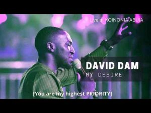 My Desire by David Dam