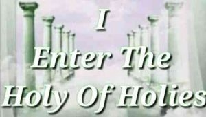 I Enter the Holy of Holies by Paul Wilbur