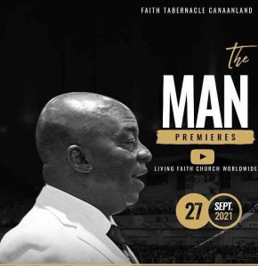 THE MAN mp4 movie by Living Faith Church Worldwide