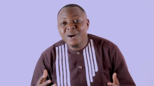 Christopher Mwahangila - Yesu Yuko Hapa