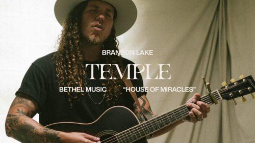 Brandon Lake - Temple