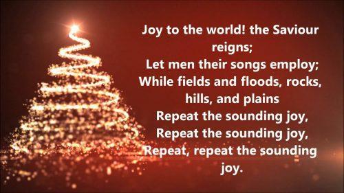 David Archuleta - Joy to the World