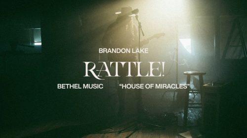Brandon Lake - RATTLE!