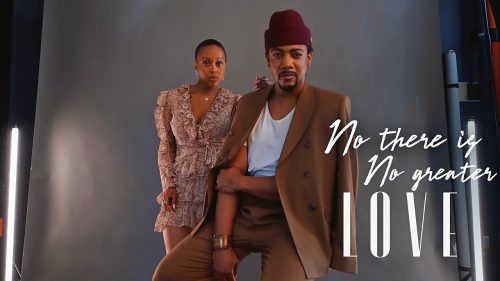 No Greater Love by Rudy Currence & Chrisette Michele