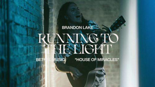 Brandon Lake - Running To The Light