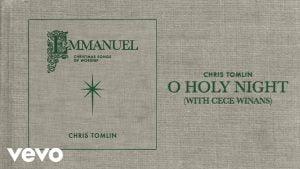 O Holy Night by Chris Tomlin Ft. CeCe Winans
